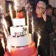 Exclusif - Serge Cajfinger - Soirée du 30ème anniversaire de la maison Paule Ka à Paris le 30 septembre  2018. © Marc Ausset-Lacroix/Bestimage