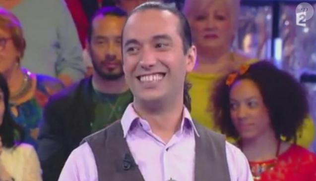 """Hervé, ancien plus grand Maestro de """"N'oubliez pas les paroles"""", France 2, 2016"""