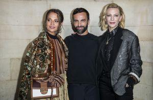 Alicia Vikander, Cate Blanchett... sublimes pour la fin de la Fashion Week