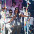 """Exclusif - Corona - Enregistrement de l'émission """"Les Années Bonheur"""", diffusée sur France 2 le 6 octobre. Le 20 septembre 2018 © Bahi / Bestimage"""