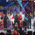 """Exclusif - Magic System - Enregistrement de l'émission """"Les Années Bonheur"""", diffusée sur France 2 le 6 octobre. Le 20 septembre 2018 © Bahi / Bestimage"""