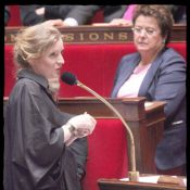 Nathalie Kosciusko-Morizet : son joli ventre s'arrondit drôlement !