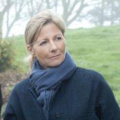 Claire Chazal au coeur d'un meurtre : Ses premiers pas d'actrice