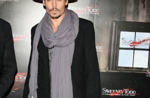 Deux sex-symbols pour le prix d'un : découvrez avec qui Johnny Depp a fait ses débuts d'acteur ! Regardez, c'est culte !