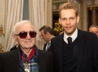 Charles Aznavour : Les mots magnifiques de Nicolas, son dernier fils