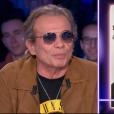 """Philippe Manoeuvre invité dans """"On n'est pas couché"""", samedi 6 octobre 2018, France 2"""