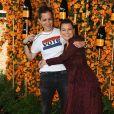 """Samantha Ronson et Ellen Pompeo à la 9ème édition du """"Veuve Clicquot Polo Classic"""" au Will Roger State Historic Park à Los Angeles, le 6 octobre 2018."""