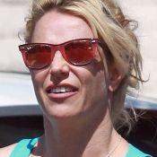 Britney Spears : Son étrange dentition ne l'empêche pas de garder le sourire...