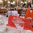 Semi-Exclusif - Illustration - Déjeuner China Business Club à l'Hôtel InterContinental à Paris. Le 8 octobre 2018 © Giancarlo Gorassini / Bestimage