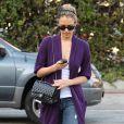 Jessica Alba en look Chanel & Darel à Los Angeles