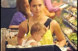 Jessica Alba et sa fille Honor Marie ont vraiment perdu une chose précieuse... leur sourire !