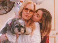 Sylvie Vartan : Câlin tendre et message ému pour les 21 ans de sa fille Darina