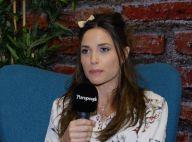 """Capucine Anav et DALS : """"J'ai passé le casting avec Christophe Licata"""""""