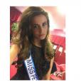 Meggy Pinte évincée de la compétition pour le titre Miss Nord-Pas-de-Calais 2018.