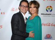 Jennifer Lopez et Marc Anthony : un couple sensuel et glamour... Whaou Jen... quel décolleté !