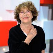 Vivement dimanche : Jane Birkin et Malik Bentalha sur le canapé rouge
