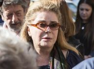 Catherine Deneuve en deuil : Soutenue par Chiara aux obsèques de sa belle-fille
