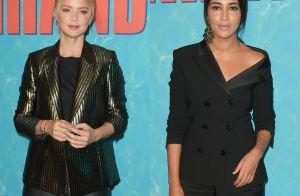 Virginie Efira, divine avec Leila Bekhti face à un parterre de stars