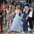 Melanie Brown, Geri Halliwell, Emma Bunton, Melanie Chisholm, Victoria Beckham - Premiere de la comedie musicale des Spice Girls 'The Viva Forever' a Londres le 11 Decembre 2012.