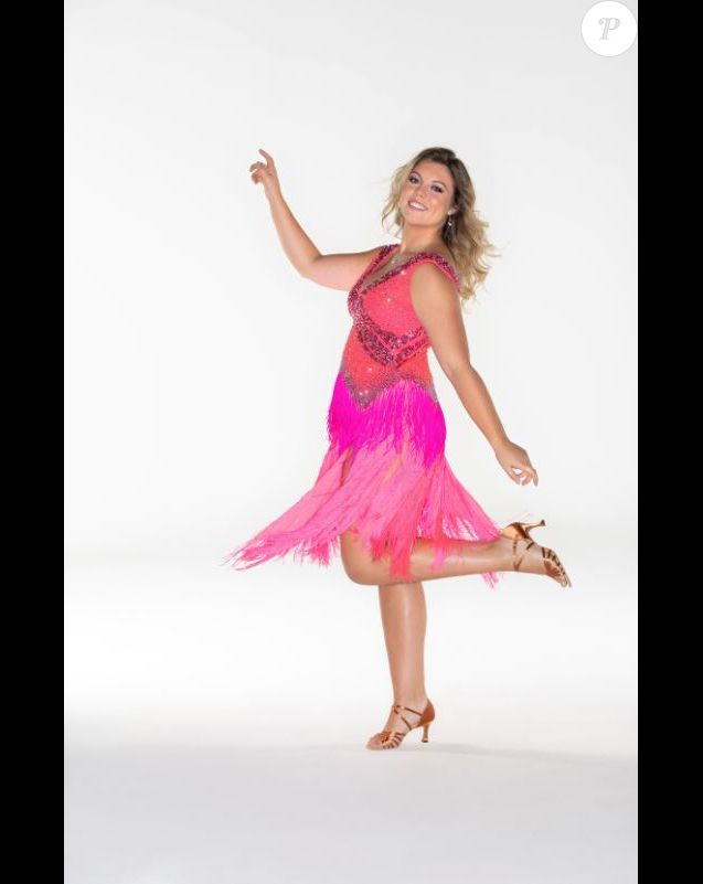 """Héloïse Martin, photo officielle de """"Danse avec les stars 9"""", TF1"""
