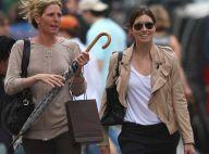 Jessica Biel : pause shopping détendue avec... Lynn Timberlake, sa future belle-mère ! Elle la bichonne !