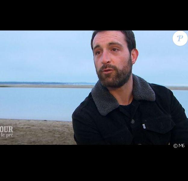 """Thomas, ostréiculteur - Extrait de l'émission """"L'amour est dans le pré"""" diffusée lundi 8 octobre 2018 - M6"""