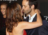 Natalie Portman : Baiser tendre avec Benjamin Millepied pour une grande soirée