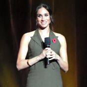 Meghan Markle enceinte : Epaules dénudées et talons vertigineux, une apparition...