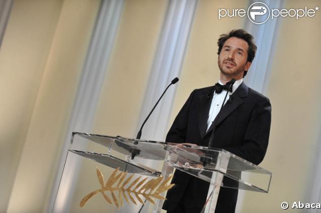 Edouard Baer, maître de la cérémonie du 61e festival de Cannes en 2008