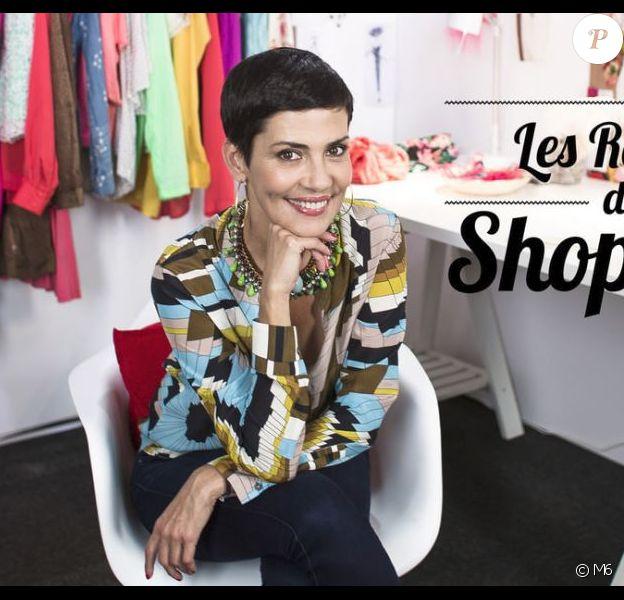 Les Reines du shopping, logo, M6