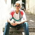 Alexandra Rosenfeld (Miss France 2006) en vacances au Portugal - Instagram, 26 juillet 2018