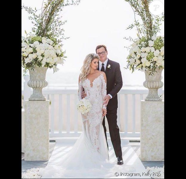 Bob Saget et Kelly Rizo se sont mariés ! Octobre 2018.
