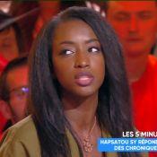 """Hapsatou Sy attristée : """"Les gens m'appellent Corinne dans la rue..."""""""