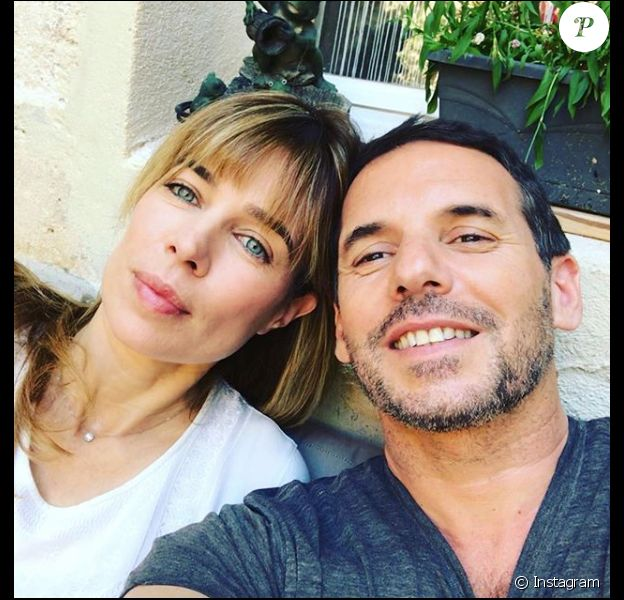 Jeremy Banster et Marie-Gaëlle Cals en mai 2018.