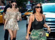 Kim Kardashian fête les 23 ans de Kendall avec une photo d'enfance inédite