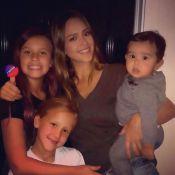Jessica Alba : Ses trois enfants ont bien grandi !
