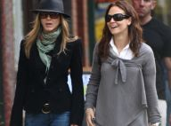 Jennifer Aniston s'adonne à sa passion... le shopping entre copines !