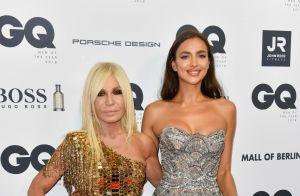Patrick Dempsey et Orlando Bloom face à la belle Irina Shayk aux GQ Awards