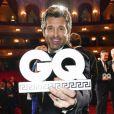 """Patrick Dempsey à la soirée des """"GQ Men Awards 2018"""" à Berlin, le 8 novembre 2018."""