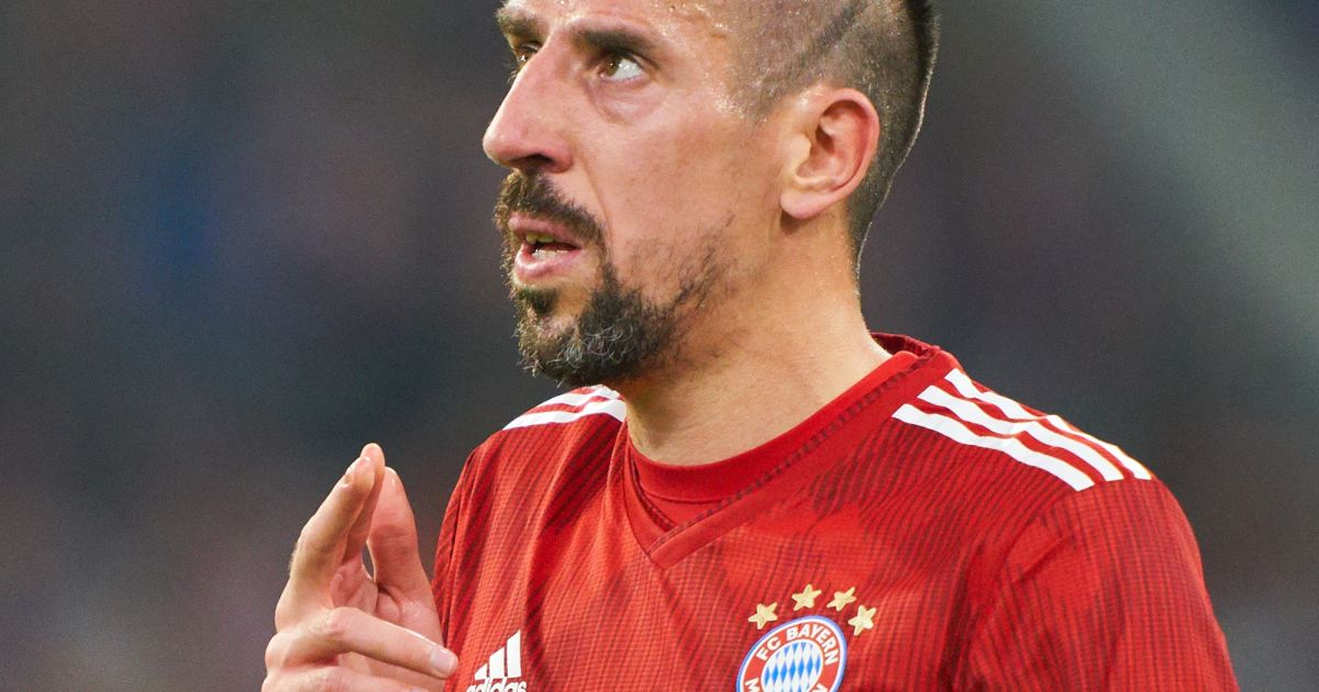 Franck Ribery Instagram