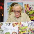 Archives - Stan Lee au Comic Con international à San Diego. Le 20 juillet 2013 © Daniel Knighton / Zuma Press / Bestimag