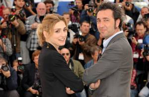 Julie Gayet et Paolo Sorrentino : un certain regard sur Cannes et... un certain charme aussi !