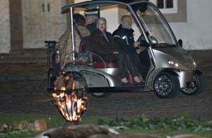 Mary de Danemark : Au côté de Frederik devant un carnage royal...