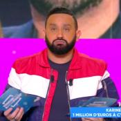 "Cyril Hanouna : ""Karine Ferri me réclamerait 1 million d'euros..."""