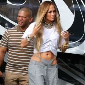 "Jennifer Lopez se lâche : Hot Mama avec un ""pantalon string"""