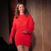 Sandrine Quétier et Romane Serda sublimes pour défiler en rouge