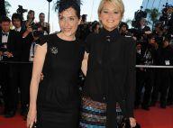 Virginie Efira très court vêtue, Daphné Roulier glamour, Sarah Marshall étincelante, et Julie Gayet superbe illuminent Cannes !