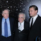 Leonardo DiCaprio et Robert De Niro réunis avec Martin Scorsese