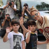 """Céline Dion et ses jumeaux : """"Ils sont si différents""""'"""
