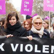 """Muriel Robin, Anna Mouglalis... Toutes réunies pour dire """"Ras le viol !"""""""